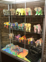 Alfred Baumann Library displays student artwork