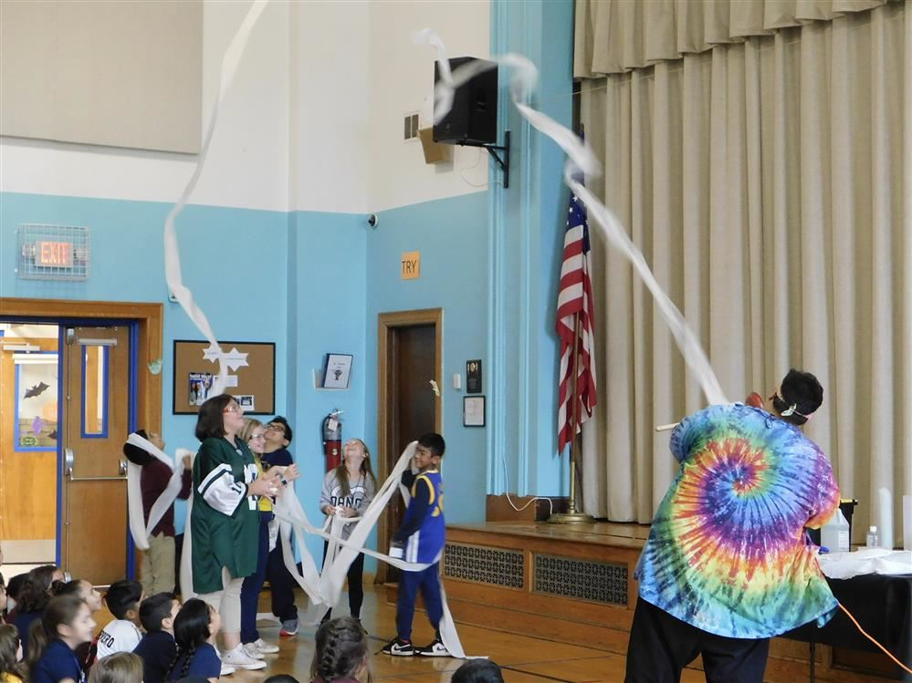 Assembly uses science to bring stories to life