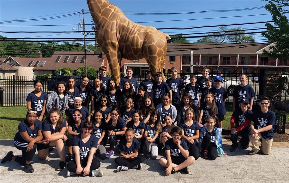 Animal Club wraps up year with trip to Turtle Back Zoo