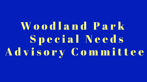 Woodland Park  Special Needs Advisory Committee